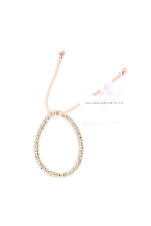 Accessorize Armband stoffig roze-rosé-lichtroze-roze