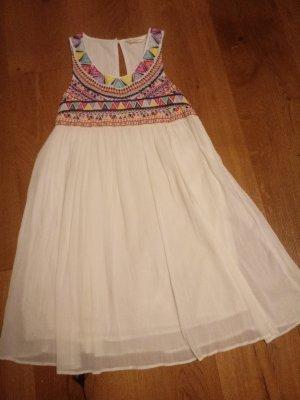 Accessorize Babydoll Dress white