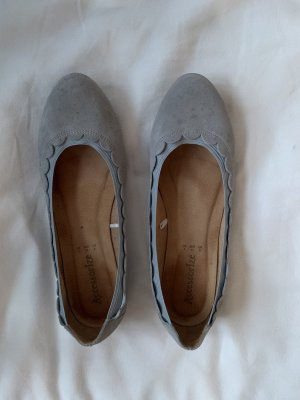 Accessorize Ballerinas hellblau casual