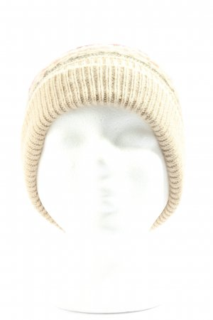 Accessorize Beanie natural white-red casual look