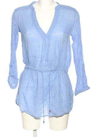 Accessorize Blouse Dress blue casual look