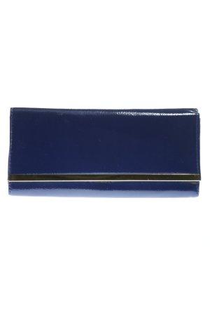 Accessorize Clutch blau-silberfarben Casual-Look