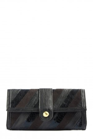 Accessorize Clutch schwarz-braun Casual-Look