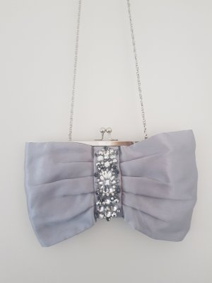 Accessorize Clutch silver-colored