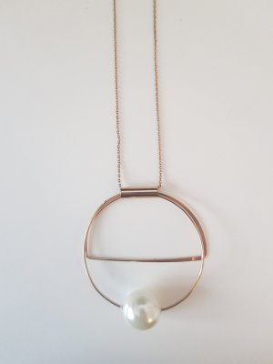 Accessorize Ketting goud-wolwit