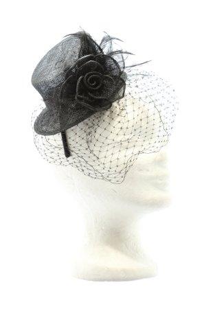 Accessorize Diadema negro elegante