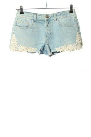Accessorize Denim Shorts blue casual look
