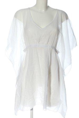 Accessorize Blusa kimono bianco stile casual