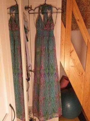 Accessorize long midi dress  size S