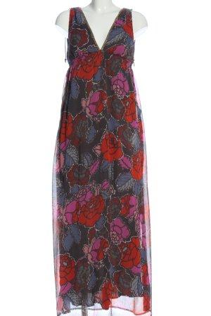 Accessorize Maxi Dress allover print casual look