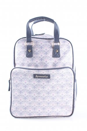 Accessorize School Backpack allover print casual look