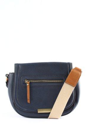 Accessorize Schultertasche blau Casual-Look