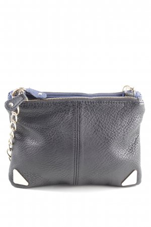 Accessorize Shoulder Bag black-blue casual look