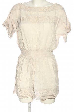 Accessorize Lace Dress natural white casual look