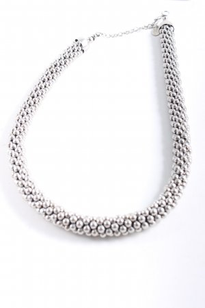 Accessorize Statement ketting zilver casual uitstraling
