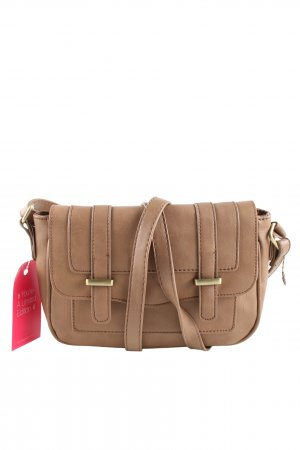 Accessorize Crossbody bag bronze-colored casual look