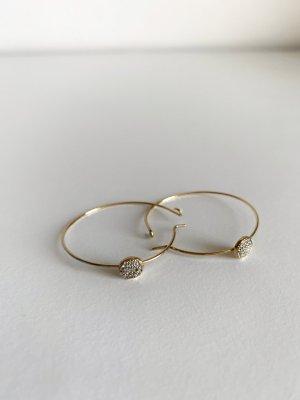 Accessorize Gouden oorbellen goud