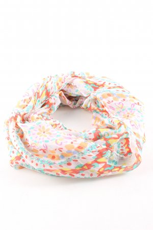 Tube Scarf allover print casual look