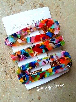 Hair Clip multicolored