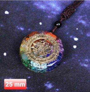SmD Medaglione multicolore