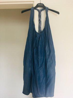 Acne, ausgefallenes Jeans Sommerkleid, Größe 36