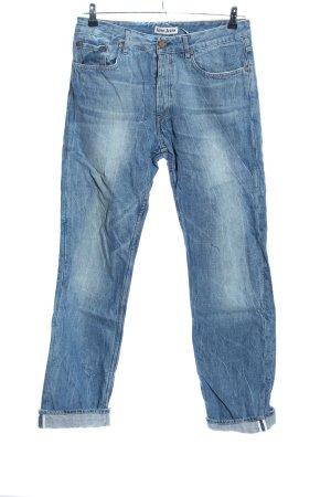 Acne Boyfriendjeans blau Casual-Look