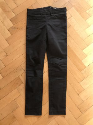 Acne Studios Spodnie materiałowe czarny