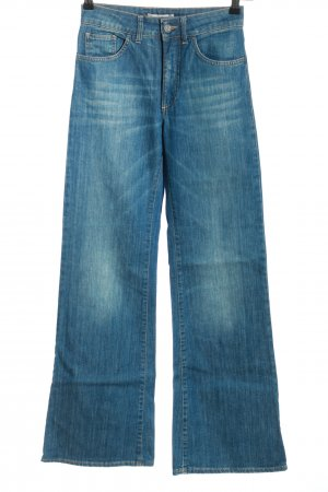 Acne Jeans Boot Cut Jeans blue casual look