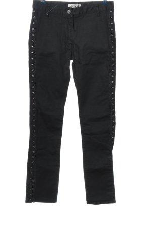 Acne Jeans Vaquero rectos negro look casual