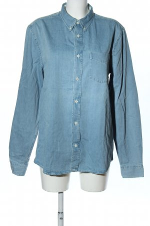 Acne Denim Shirt blue casual look