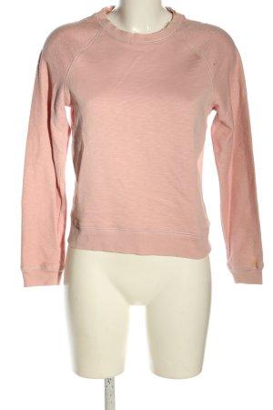 Acne Longsleeve pink Casual-Look