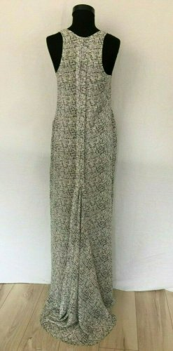 Acne Maxi Dress oatmeal polyester