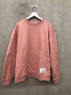 Acne Jersey largo rosa claro-rosa