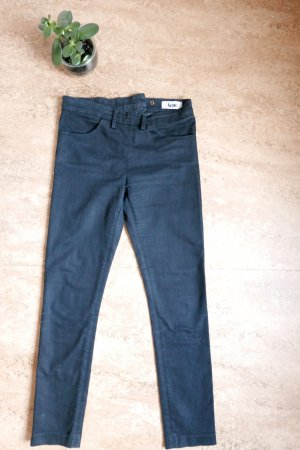 Acne Tube Jeans black cotton