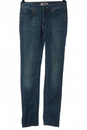 Acne Tube Jeans blue casual look