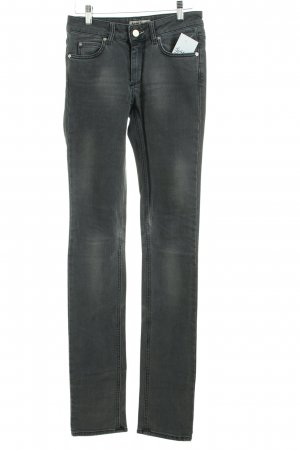 Acne Tube Jeans grey-light grey casual look