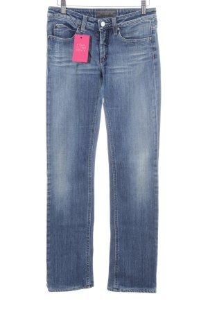 Acne Slim Jeans blau Casual-Look