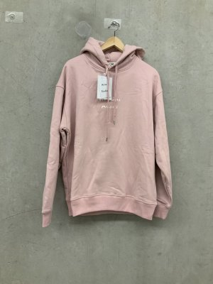 Acne Pull long or rose tissu mixte