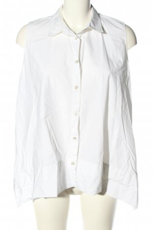 Acne Studios Bluzka bez rękawów biały W stylu casual