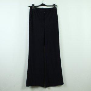 Acne Studios Corduroy Trousers dark blue polyester