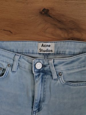 Acne Skinny Jeans azure