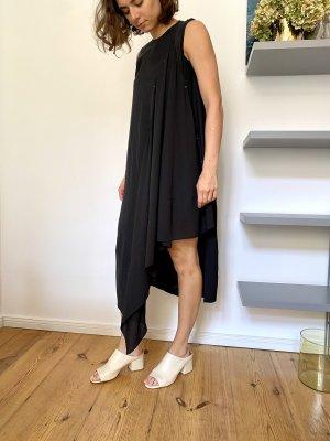Acne Studios Sukienka maxi czarny