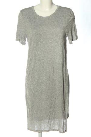 Acne Studios Sukienka z krótkim rękawem jasnoszary Melanżowy W stylu casual