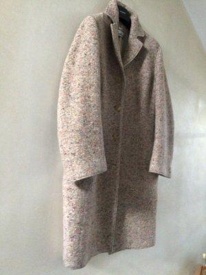 Acne Studios Płaszcz szaro-brązowy