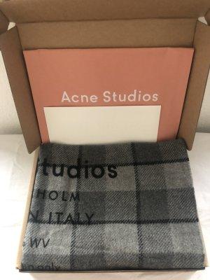 Acne Studios Wollen sjaal veelkleurig