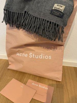 ACNE Studios Schal Canada grey