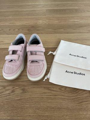 Acne Studios Basket hook-and-loop fastener rosé
