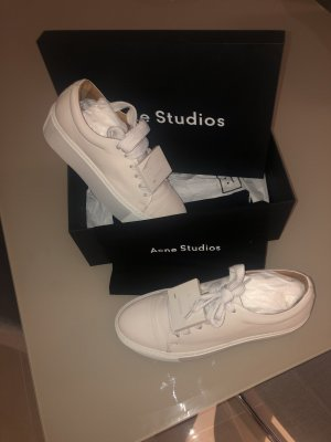 Acne High top sneaker wolwit