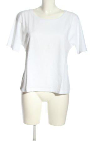 Acne Studios T-shirt biały W stylu casual