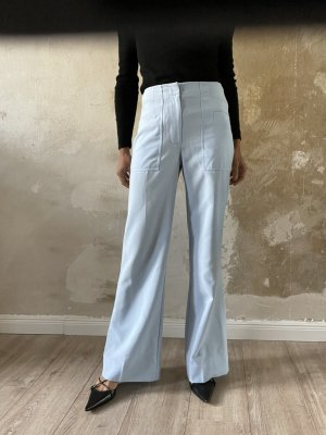 Acne Studios Pantalon à pinces bleu clair-bleu azur